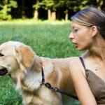 Hund trainieren - Stimme und Tonfall Beim Richtig Einsetzen